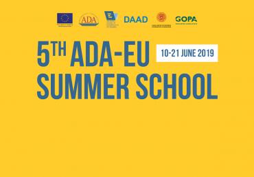 5th ADA University-EU Summer School 2019