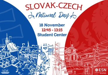 National Day of Slovakia and Czech Republic
