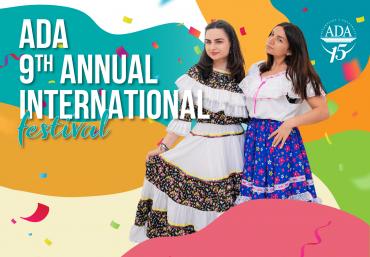 ADA 9th Annual International Festival: June 21-23