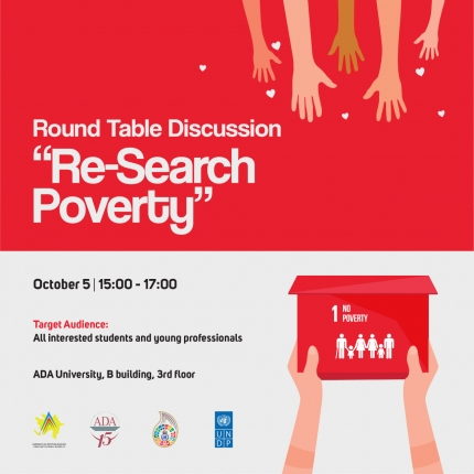 Round Table discussion: Re-search poverty