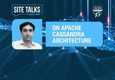 SITE Talks Seminar On Apache Cassandra Architecture