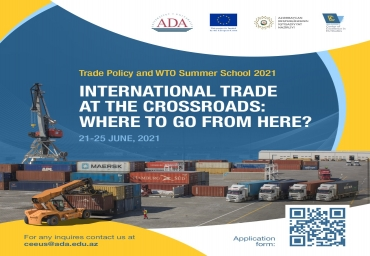 Call for Applications: Trade Policy and WTO Summer School 2021