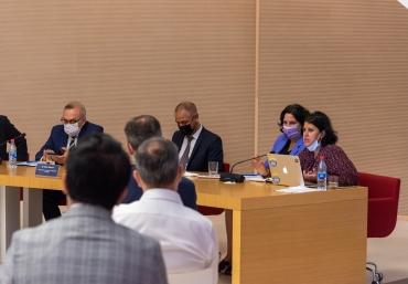 Opening session of Advanced Regional Energy Security Symposium at ADA University