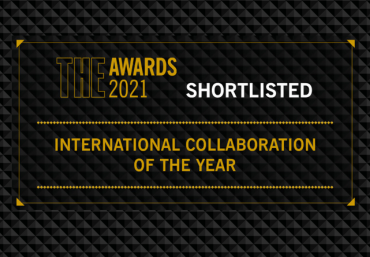 COMPASS project jointly run by ADA University has been shortlisted for the International Collaboration of the Year at the Times Higher Education (THE) Awards 2021, 'the Oscars of Higher Education'