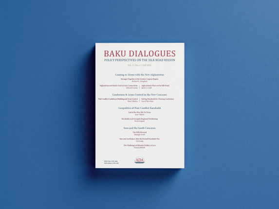 Fall issue of ADA University's Baku Dialogues Journal released